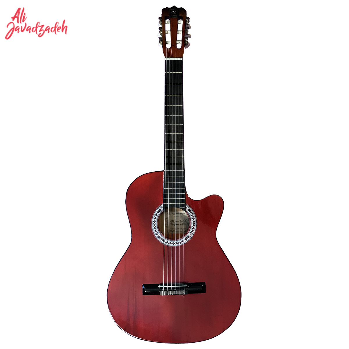 گیتار کلاسیک علی جوادزاده مدل 1C-8