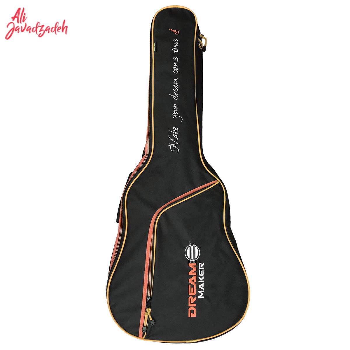سافت کیس گیتار دریم میکر مدل T450 Orange