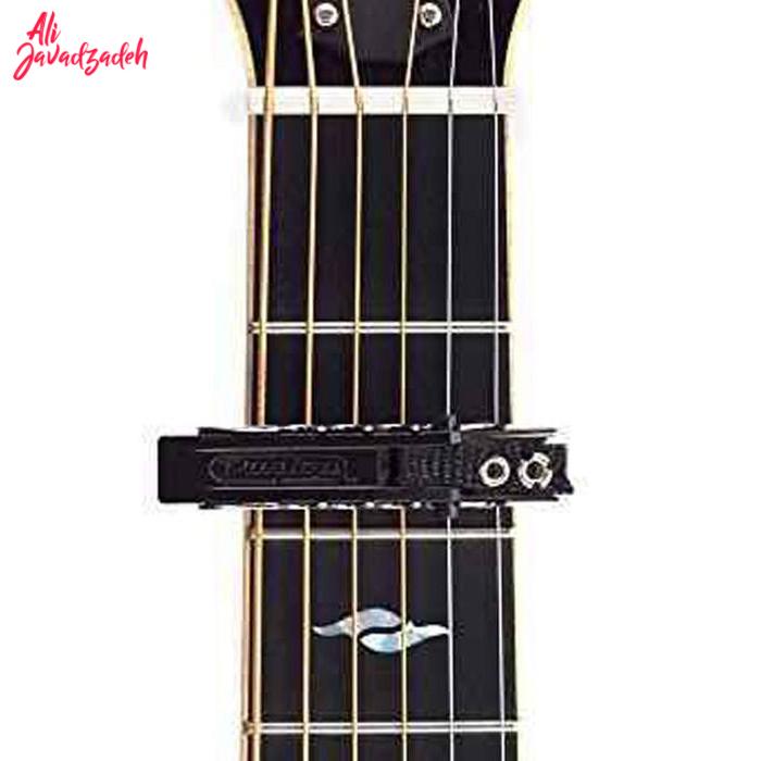 کاپو گیتار دانلوپ مدل Toggle Capo 14F Flat
