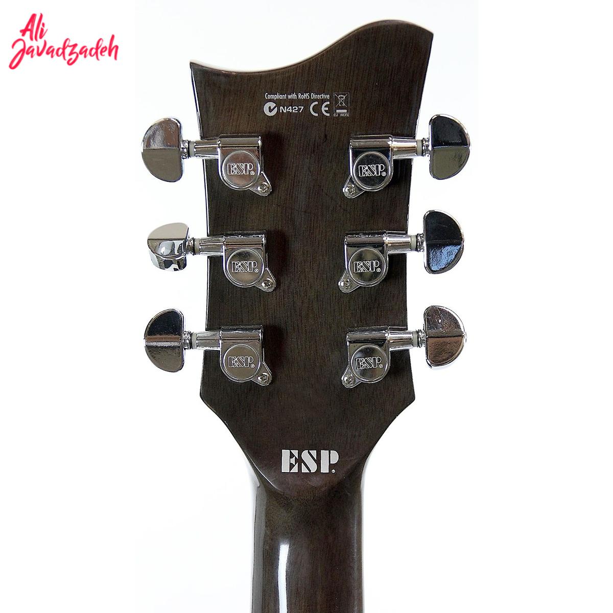 گیتار آکوستیک ای اس پی مدل LTD AC5E Xtone SKU XAC5ESTBLKSB