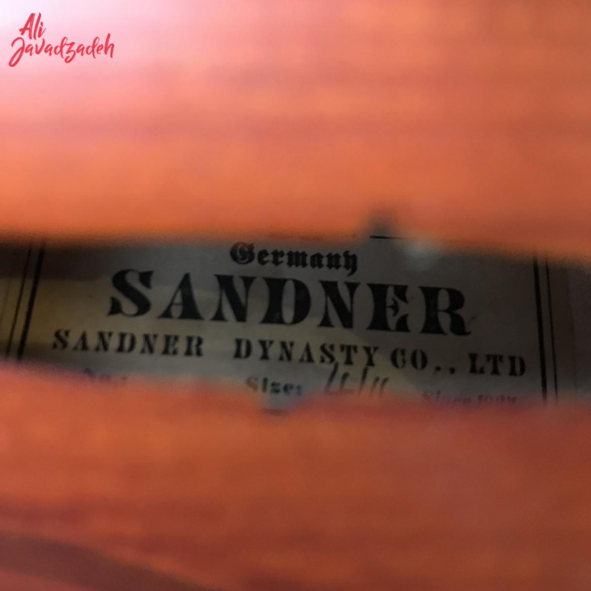 ویولن آکوستیک سندنر مدل 300