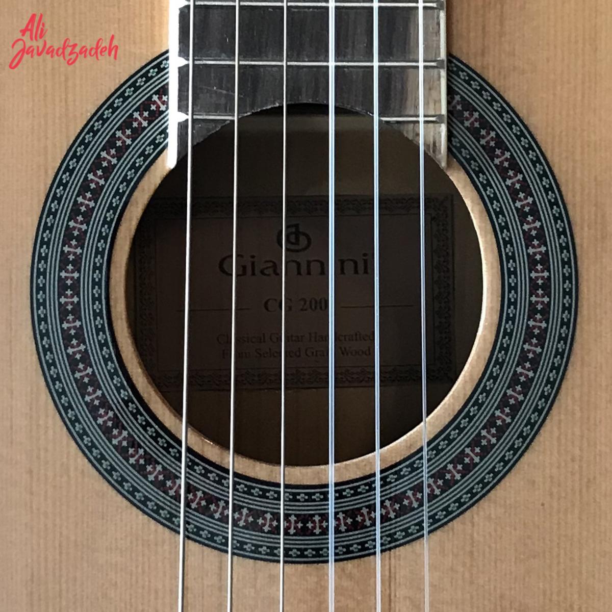 گیتار کلاسیک جیاننینی مدل CG 200
