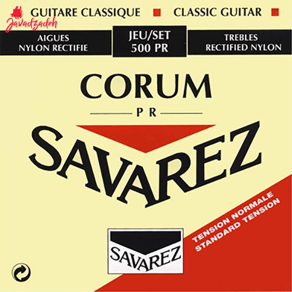 سیم گیتار کلاسیک ساوارز مدل 500PR