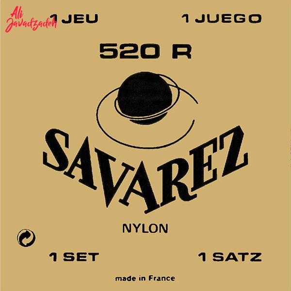 سیم گیتار کلاسیک ساوارز مدل 520R