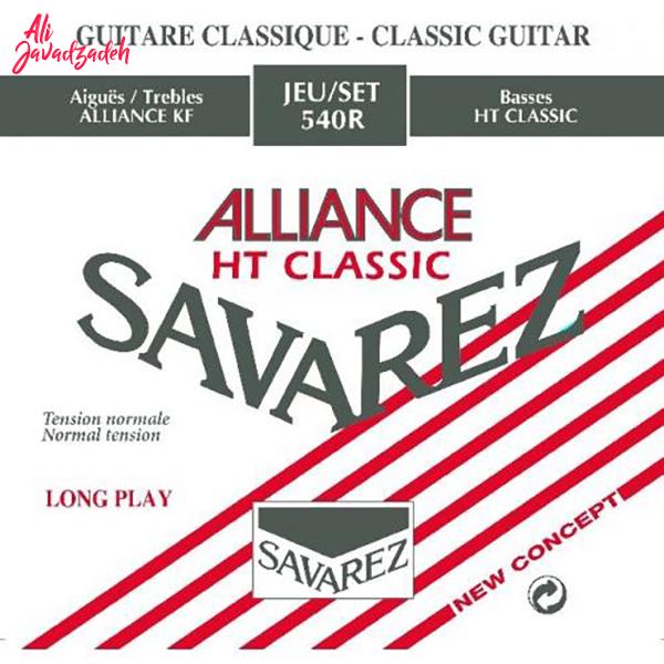 سیم گیتار کلاسیک ساوارز مدل 540R
