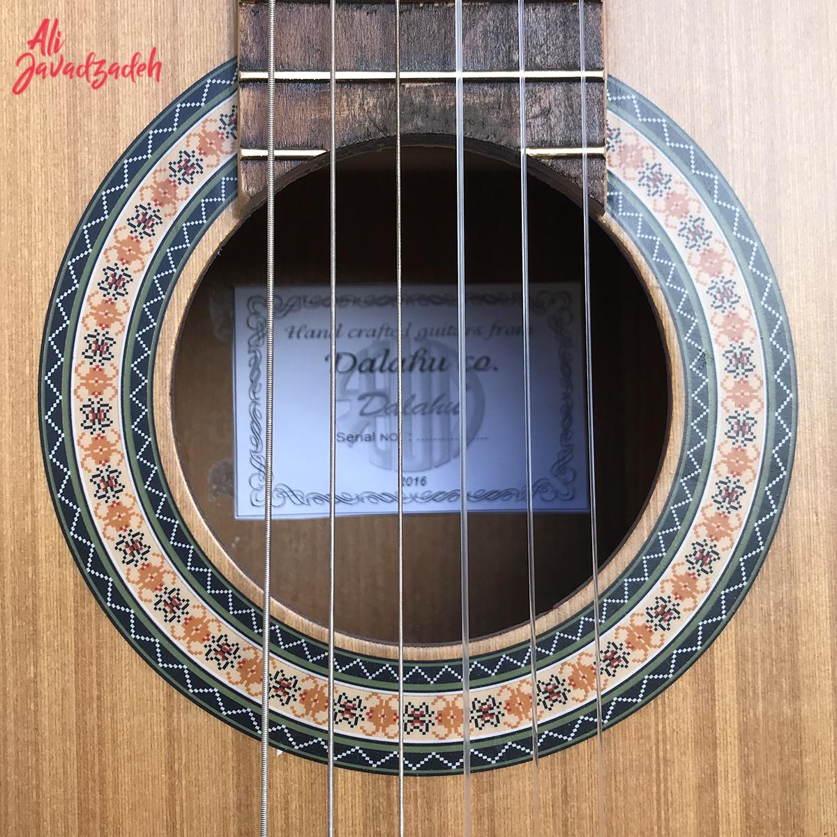 گیتار کلاسیک دالاهو مدل 1C