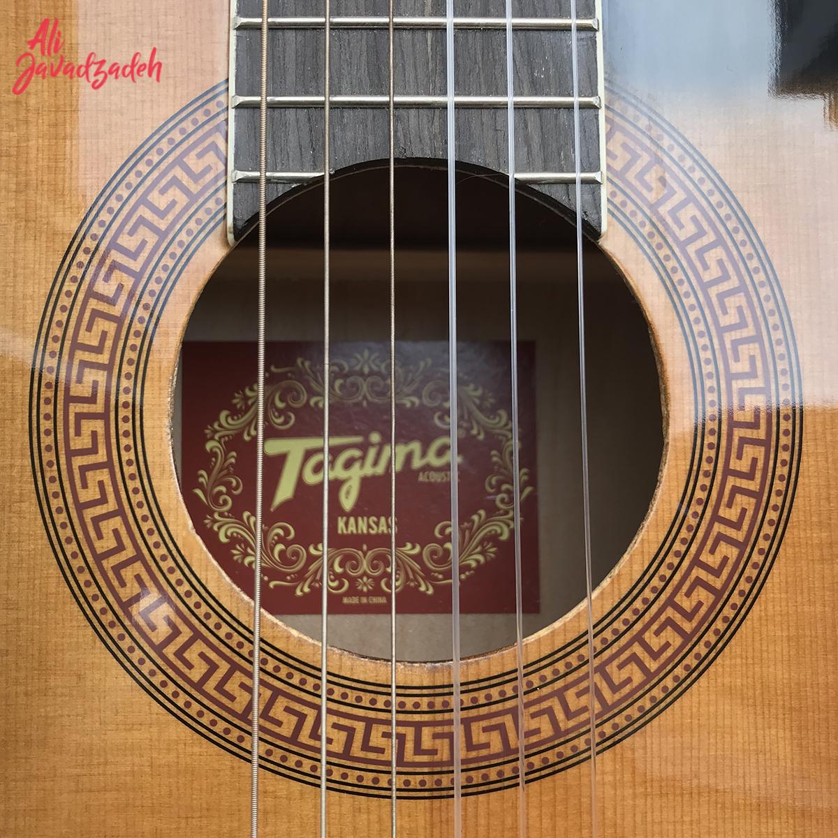 گیتار کلاسیک تاجیما کانساس مدل CP-2