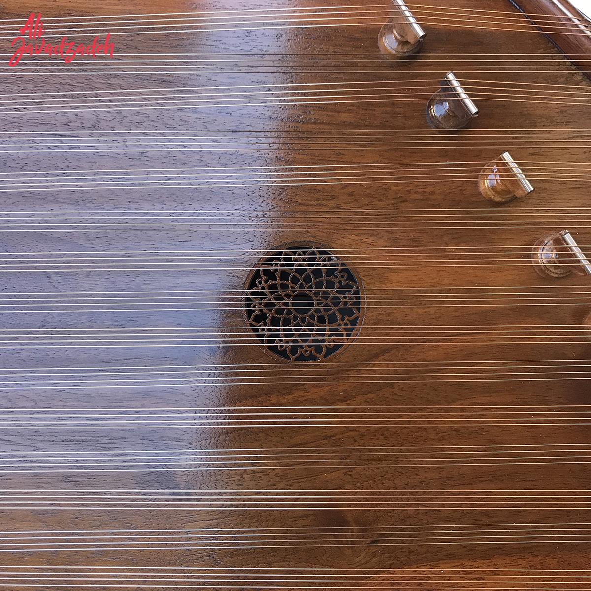سنتور احد مسعودی مدل سه مهر ویژه پلاک چکاوک
