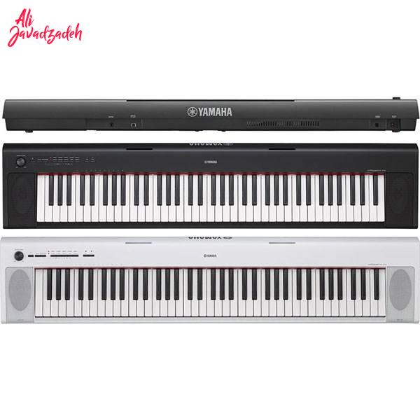 پیانو دیجیتال یاماها مدل NP-32 سفید