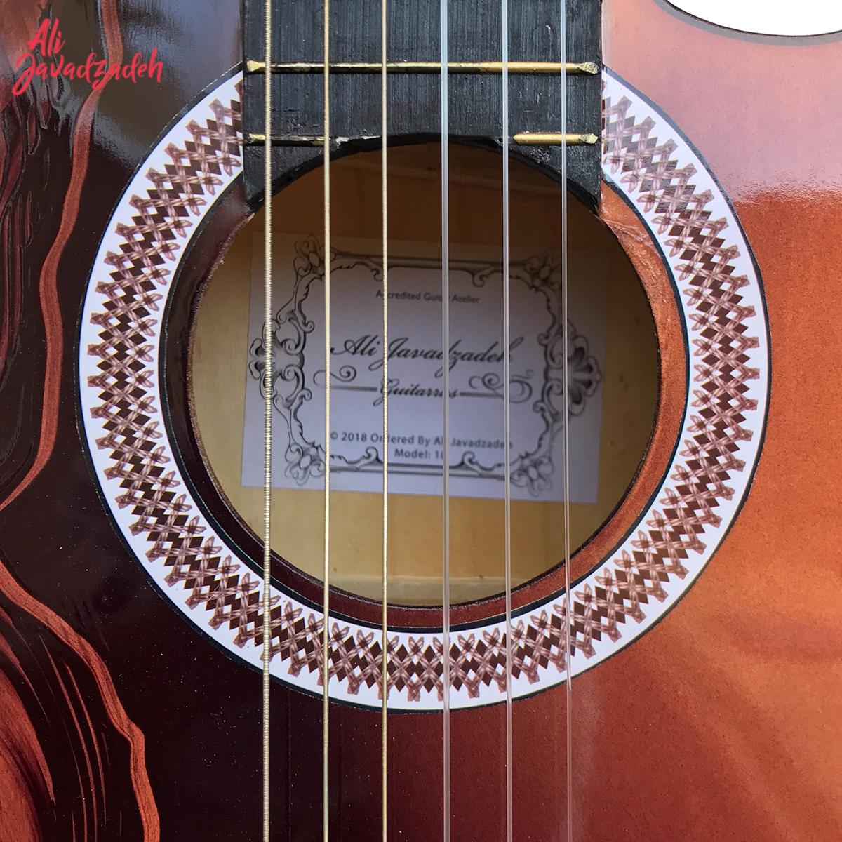 گیتار کلاسیک علی جوادزاده مدل 1C-22