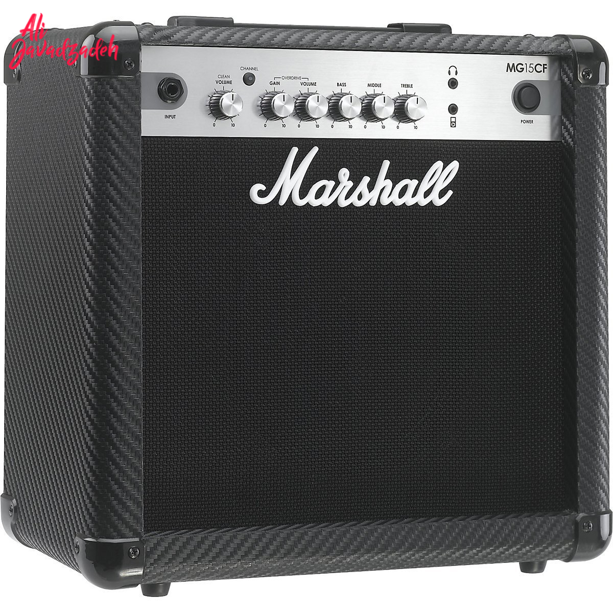 آمپلی فایر گیتار مارشال مدل MG15CF
