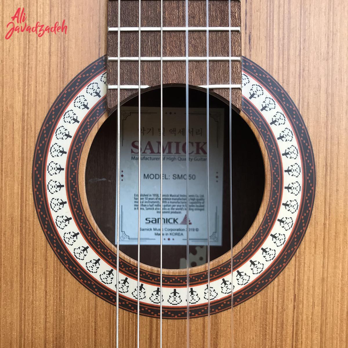 گیتار کلاسیک سامیک مدل SMC50