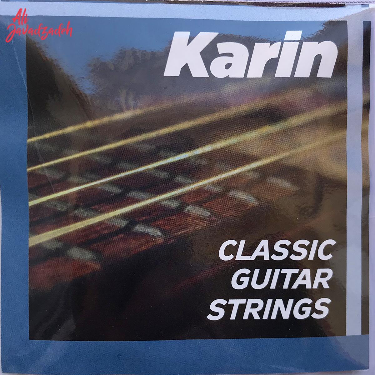 سیم گیتار کلاسیک کارین مدل K100H