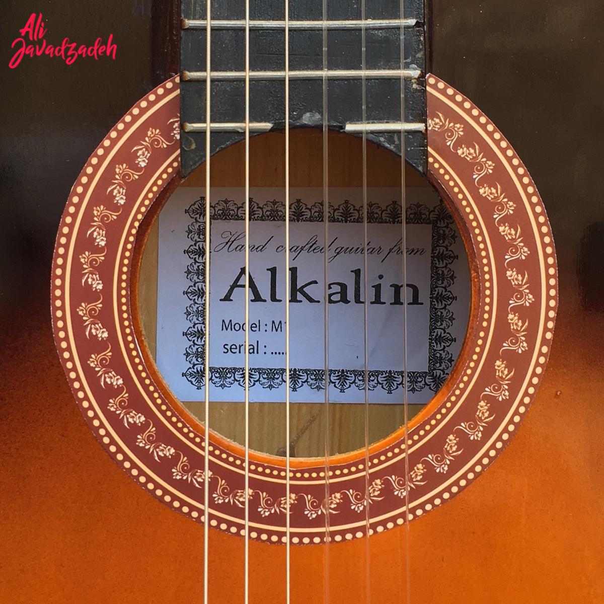 گیتار کلاسیک آلکالین مدل M1-4