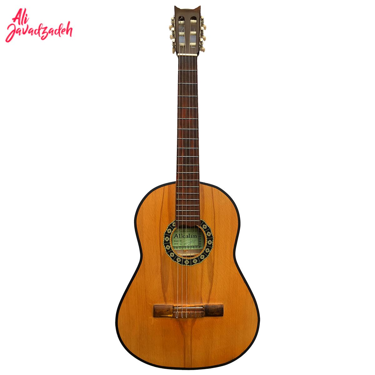 گیتار کلاسیک آلکالین مدل N1-1 تین بادی
