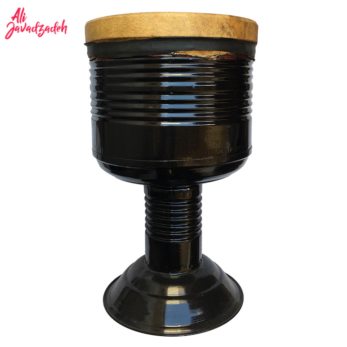 تنبک فلزی مدل 2