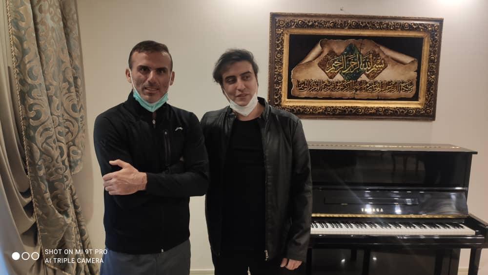 خرید پیانو سید جلال حسینی از سایت علی جوادزاده