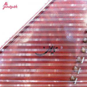 سنتور رضا مسعودی مدل دو مهر 2