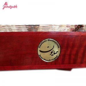 سنتور رضا مسعودی مدل دو مهر 3