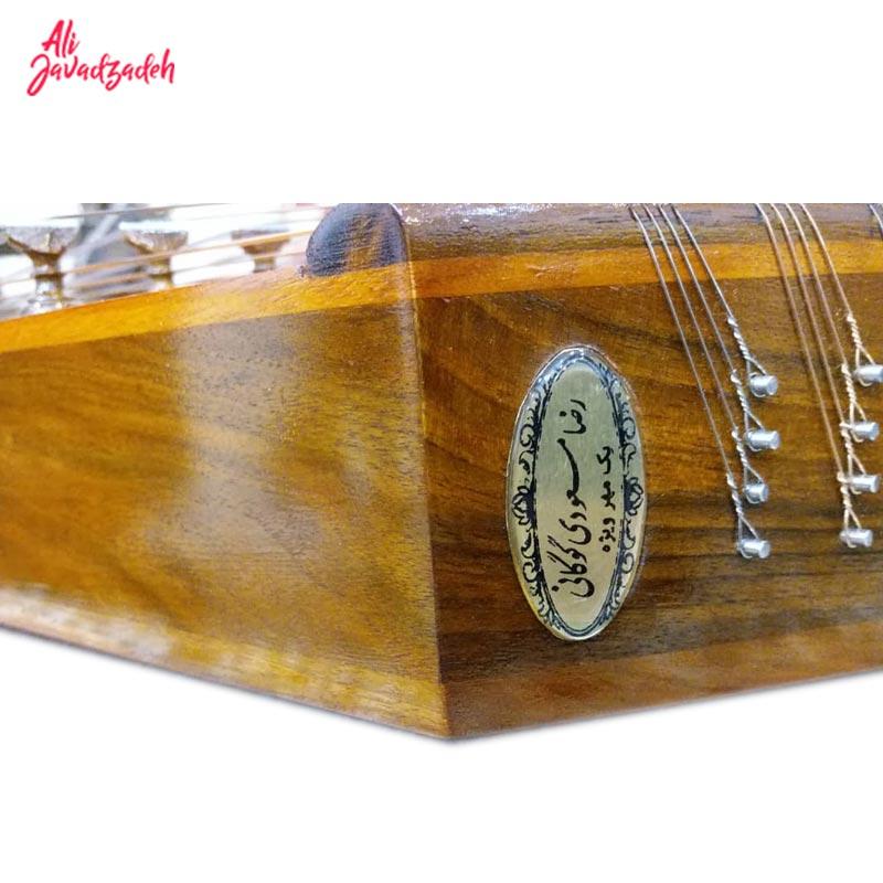 سنتور رضا مسعودی مدل یک مهر ویژه (مشکات)