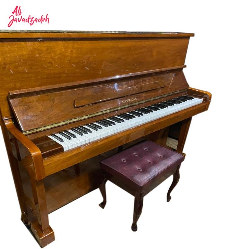 پیانو آکوستیک کافمن مدل 121 (دست دوم)
